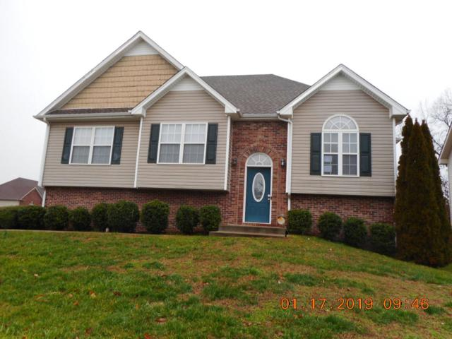 1477 Bruceton Drive, Clarksville, TN 37042 (MLS #2005978) :: RE/MAX Choice Properties