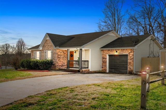 1366 Jenny Lane, Clarksville, TN 37042 (MLS #2006346) :: DeSelms Real Estate