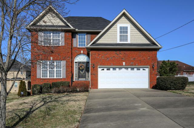 121 Kestrel Cir, LaVergne, TN 37086 (MLS #2006586) :: Nashville on the Move