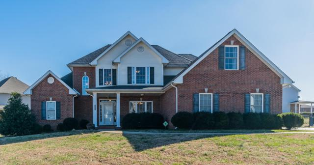 983 Haggard Dr, Clarksville, TN 37043 (MLS #2006616) :: Valerie Hunter-Kelly & the Air Assault Team