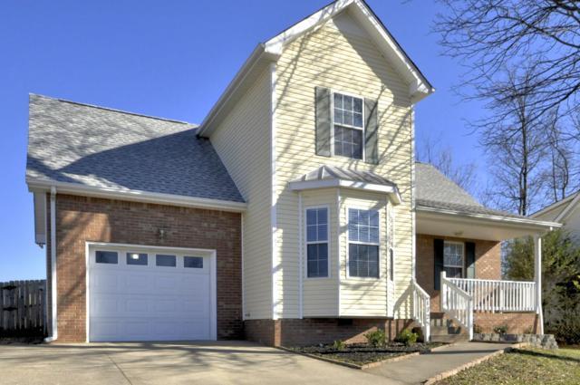 1725 Hazelwood Rd, Clarksville, TN 37042 (MLS #2006656) :: Nashville on the Move
