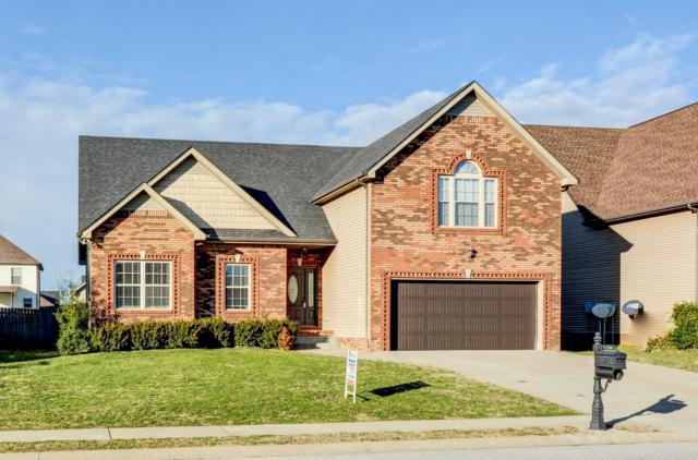 1439 Cobra Ln, Clarksville, TN 37042 (MLS #2007079) :: RE/MAX Choice Properties