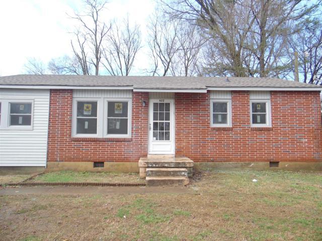 622 Jean Ave, Gallatin, TN 37066 (MLS #2007306) :: Fridrich & Clark Realty, LLC