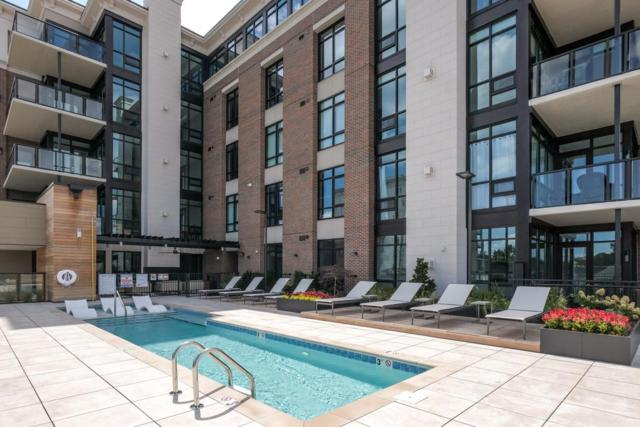 3000 Poston Avenue 202, Nashville, TN 37203 (MLS #2007550) :: The Miles Team | Compass Tennesee, LLC