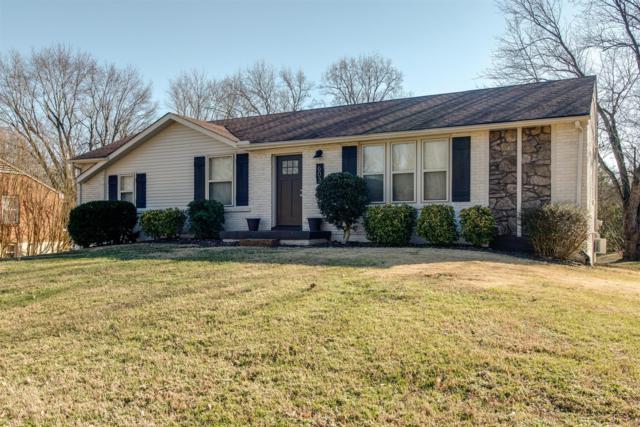 603 Elaine Dr, Nashville, TN 37211 (MLS #2007569) :: DeSelms Real Estate