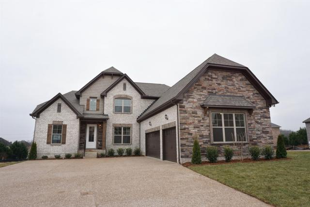 101 Whistler Way Lot 222, Hendersonville, TN 37075 (MLS #2007835) :: RE/MAX Choice Properties