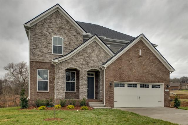 729 Tennypark Lane, Mount Juliet, TN 37122 (MLS #2007977) :: REMAX Elite