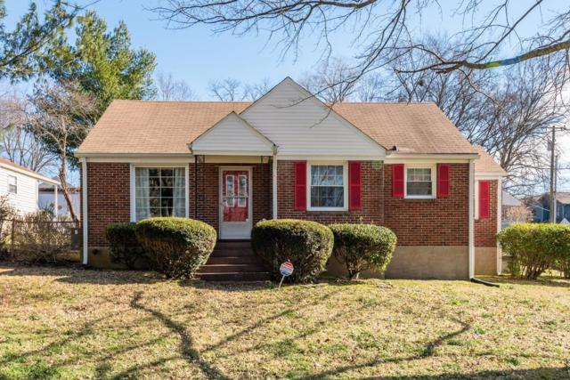 1503 Harwood Dr, Nashville, TN 37206 (MLS #2008029) :: RE/MAX Choice Properties