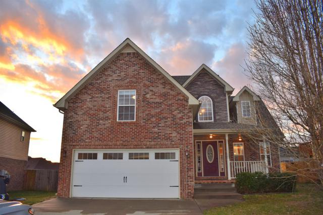 1209 Chinook Cir, Clarksville, TN 37042 (MLS #2008085) :: RE/MAX Choice Properties