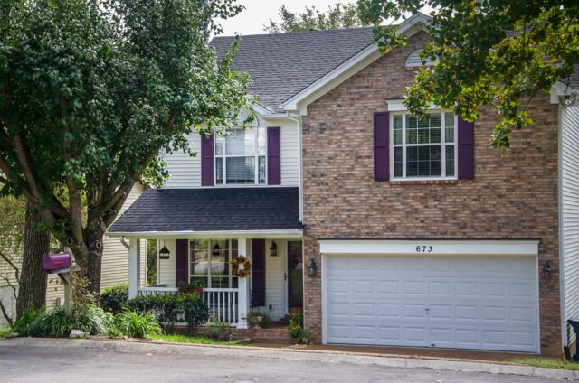 673 Granwood Blvd, Old Hickory, TN 37138 (MLS #2008158) :: Nashville on the Move
