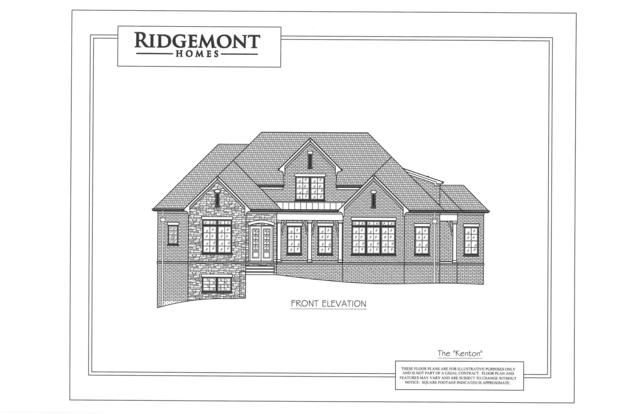 1755 Umbria Drive, Lot 118, Brentwood, TN 37027 (MLS #RTC2008181) :: HALO Realty