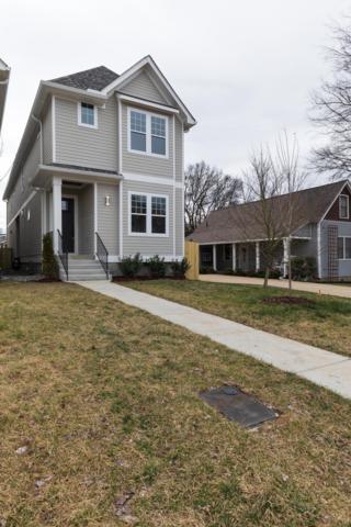 5303 B Louisiana Ave, Nashville, TN 37209 (MLS #2008497) :: DeSelms Real Estate