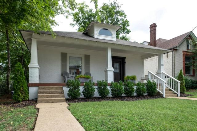 1018 15th Ave S, Nashville, TN 37212 (MLS #2008666) :: RE/MAX Homes And Estates