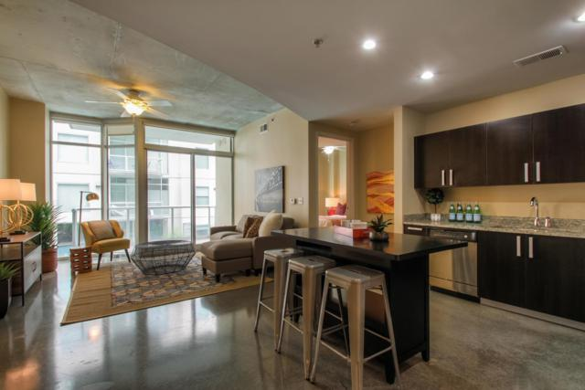 600 12Th Ave S Apt 519, Nashville, TN 37203 (MLS #2009222) :: HALO Realty