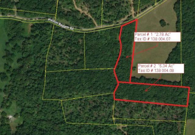 2 Preston Baggett Rd, Cumberland City, TN 37050 (MLS #2009354) :: REMAX Elite