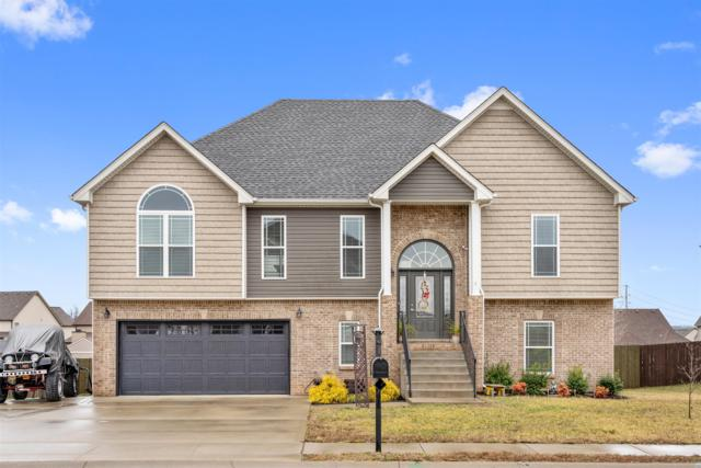 1736 Spring Haven Dr, Clarksville, TN 37042 (MLS #2009399) :: Nashville on the Move