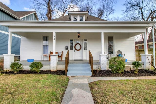 807 N 5Th St, Nashville, TN 37207 (MLS #2009622) :: DeSelms Real Estate
