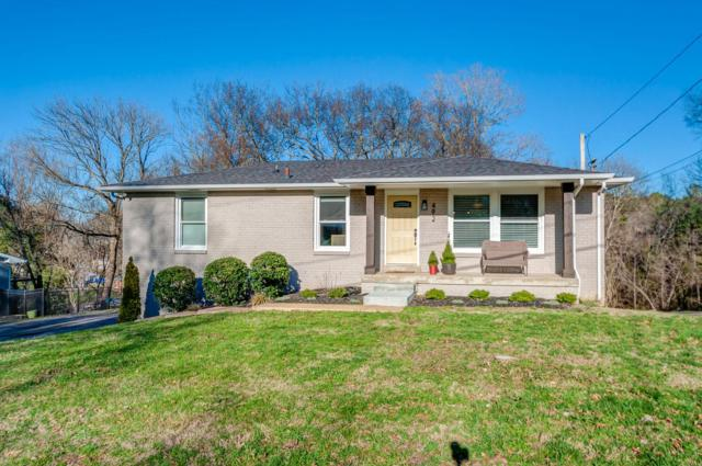492 Westcrest Dr, Nashville, TN 37211 (MLS #2009629) :: RE/MAX Choice Properties