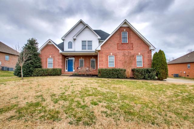108 Bedrock Dr, White House, TN 37188 (MLS #2009896) :: John Jones Real Estate LLC
