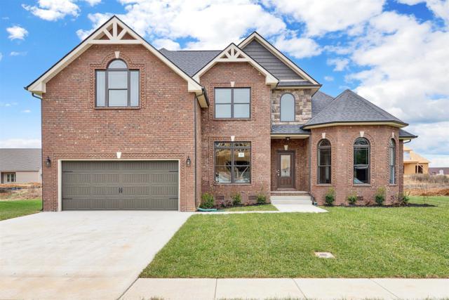 81 Griffey Estates, Clarksville, TN 37042 (MLS #2010002) :: Team Wilson Real Estate Partners