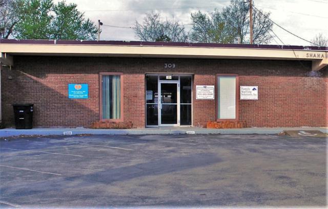 309 N Jackson St, Tullahoma, TN 37388 (MLS #2010016) :: The Miles Team   Compass Tennesee, LLC