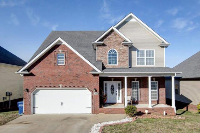 3476 Melrose Dr, Clarksville, TN 37042 (MLS #2010140) :: HALO Realty
