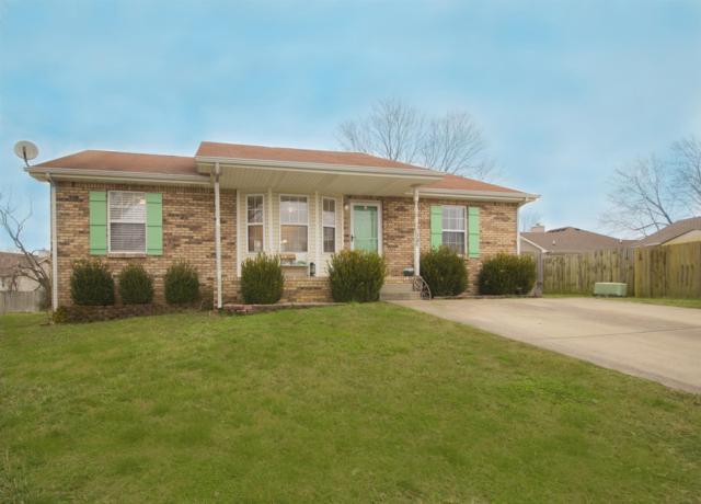 103 Eaglewood Ct, Clarksville, TN 37042 (MLS #2010170) :: The Matt Ward Group