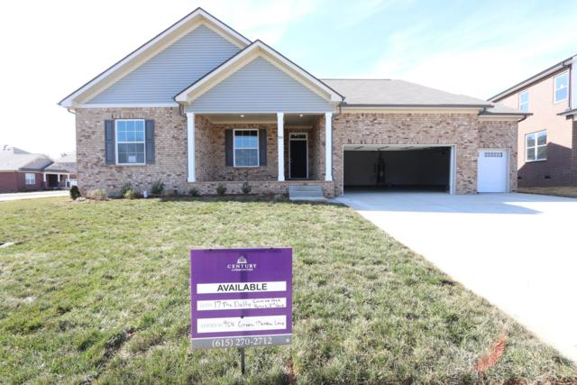 904 Green Meadow Lane Lot 17, Smyrna, TN 37167 (MLS #2010227) :: Nashville on the Move