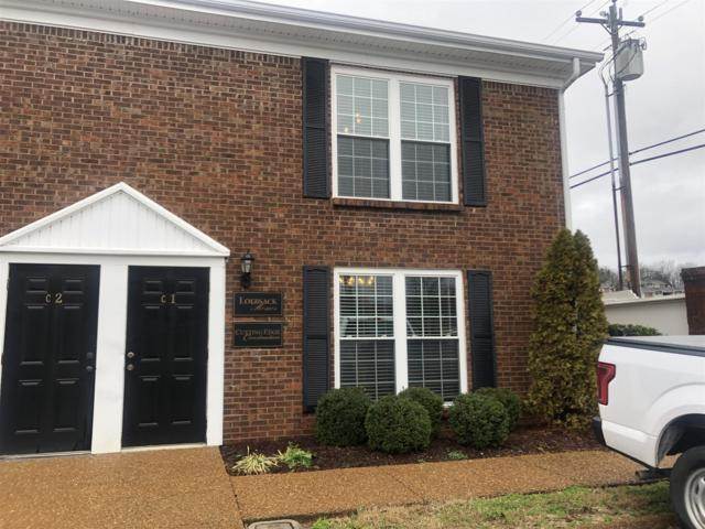 109 Holiday Ct Ste C1, Franklin, TN 37067 (MLS #2010309) :: The Miles Team | Compass Tennesee, LLC
