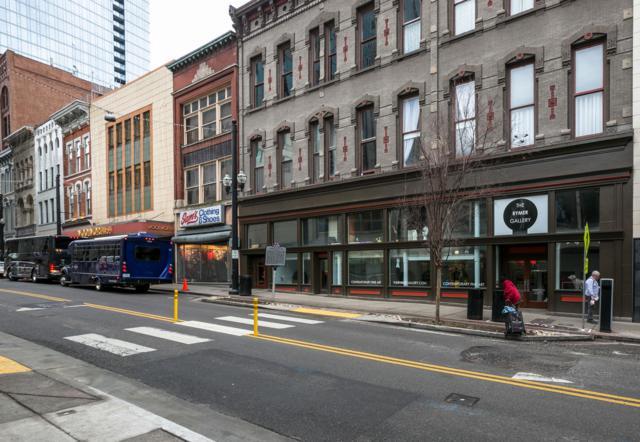231 5Th Ave Apt 401 N, Nashville, TN 37219 (MLS #2010337) :: The Miles Team | Compass Tennesee, LLC