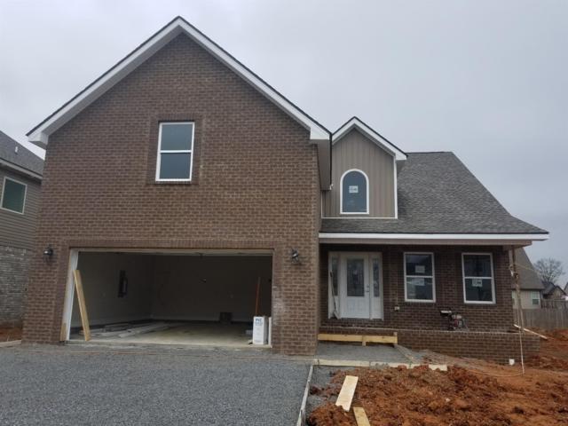 102 Griffey Estates, Clarksville, TN 37042 (MLS #2010370) :: Nashville's Home Hunters
