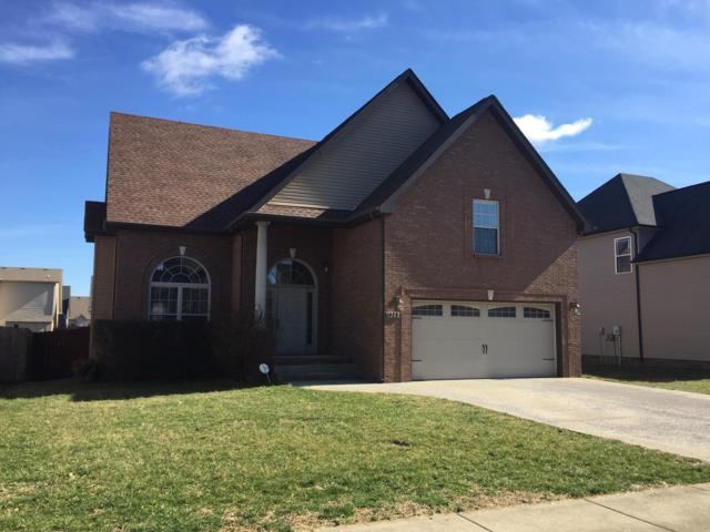 1248 Chinook Cir, Clarksville, TN 37042 (MLS #2010507) :: Valerie Hunter-Kelly & the Air Assault Team