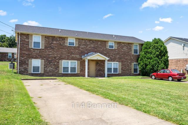 114 Bennett Dr, Clarksville, TN 37042 (MLS #RTC2010566) :: John Jones Real Estate LLC