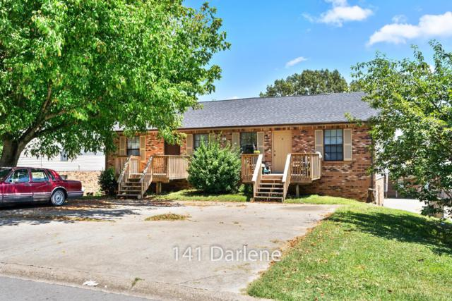 141 Darlene Dr, Clarksville, TN 37042 (MLS #RTC2010569) :: Cory Real Estate Services
