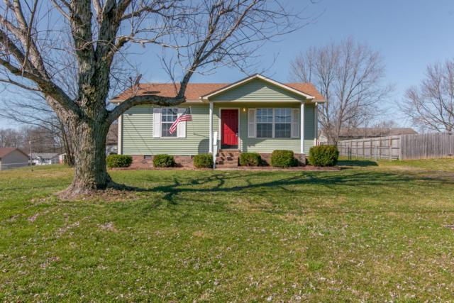 311 Atlantic Ave., Oak Grove, KY 42262 (MLS #2010581) :: Nashville's Home Hunters