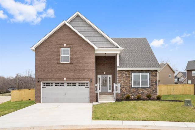 34 Locust Run, Clarksville, TN 37043 (MLS #2010600) :: Nashville on the Move