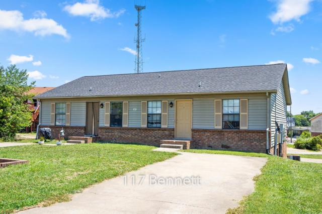 117 Bennett Dr, Clarksville, TN 37042 (MLS #RTC2010617) :: Cory Real Estate Services