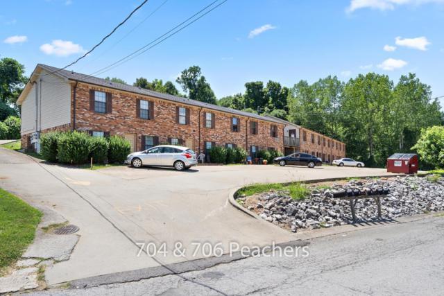 706 Peachers Dr, Clarksville, TN 37042 (MLS #RTC2010629) :: Nashville on the Move