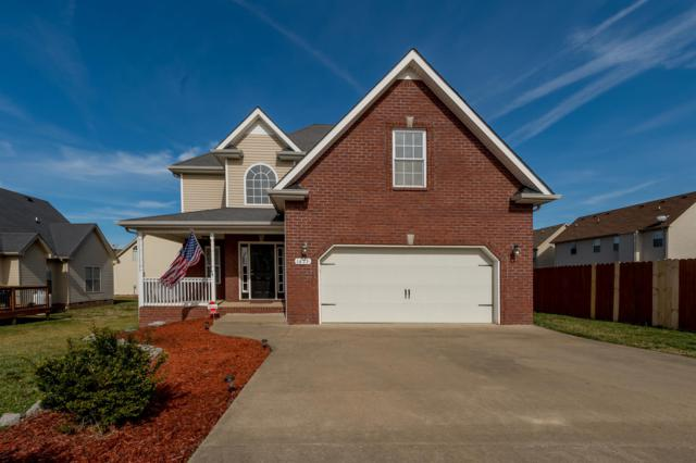 1473 Bruceton Dr, Clarksville, TN 37042 (MLS #2010662) :: Valerie Hunter-Kelly & the Air Assault Team