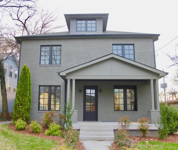 1009 Villa Pl, Nashville, TN 37212 (MLS #2010806) :: Felts Partners
