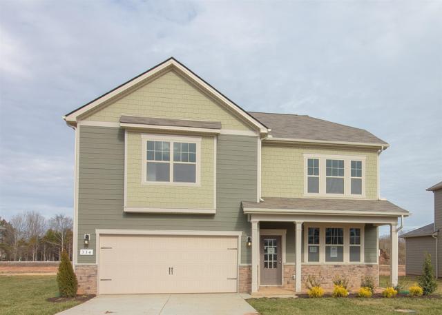 314 William Dylan Dr- Lot 53, Murfreesboro, TN 37129 (MLS #2010926) :: Team Wilson Real Estate Partners