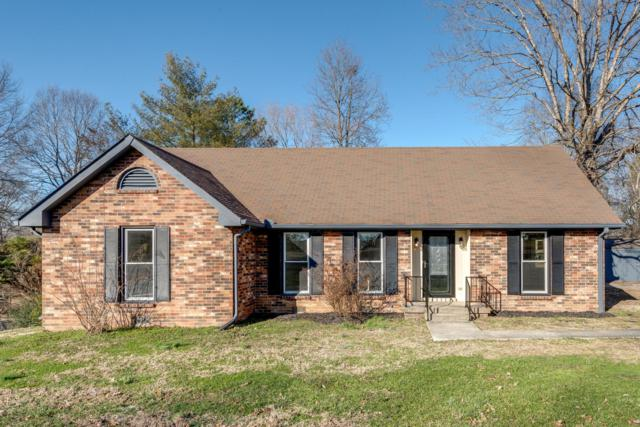 104 Runnymead Dr, Springfield, TN 37172 (MLS #2011172) :: Nashville on the Move