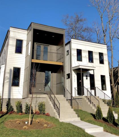 6102 B Morrow, Nashville, TN 37209 (MLS #2011246) :: DeSelms Real Estate