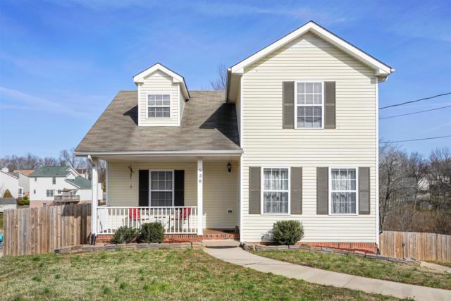 938 Hedge Apple Dr, Clarksville, TN 37040 (MLS #2011321) :: Nashville on the Move