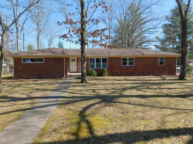 500 Westwood Dr, Tullahoma, TN 37388 (MLS #2011399) :: Nashville on the Move