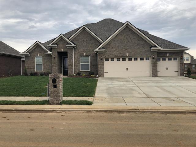 719 Kirk Lane- Lot 184L, Murfreesboro, TN 37128 (MLS #2011467) :: RE/MAX Homes And Estates