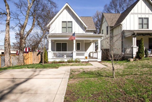 1111 A Straightway Ave, Nashville, TN 37206 (MLS #2011650) :: RE/MAX Choice Properties