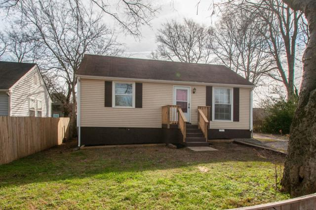 626 James Ave, Nashville, TN 37209 (MLS #2011800) :: Nashville on the Move
