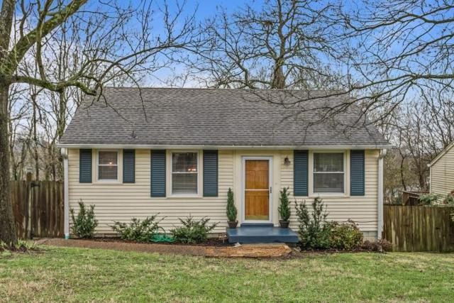 305 Sentinel Dr, Nashville, TN 37209 (MLS #2011843) :: Nashville on the Move