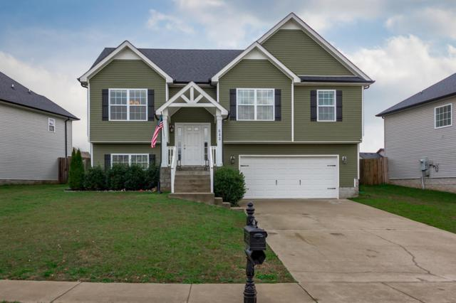 682 Fox Trail Ct, Clarksville, TN 37040 (MLS #2011858) :: Nashville's Home Hunters
